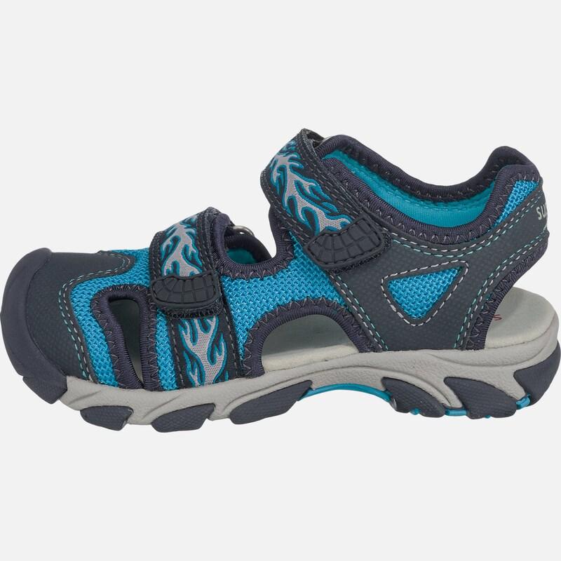 SUPERFIT Sandalen OCTOPUSS für Jungen, Weite M4 in