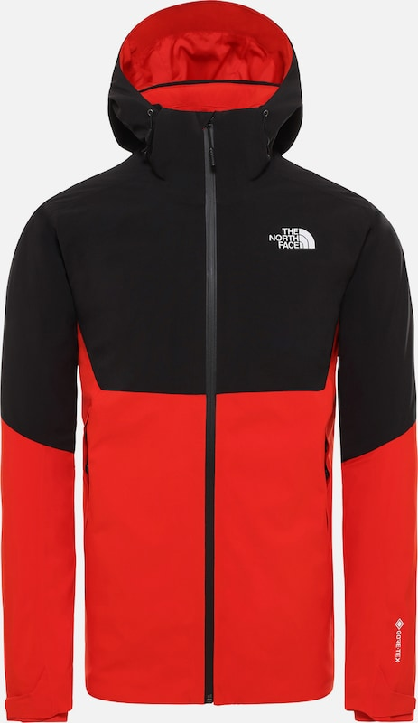 THE NORTH FACE Outdoorjacke 'Apex Flex GTX Ther' in rot, Produktansicht