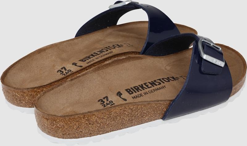 Haltbare Mode billige Schuhe BIRKENSTOCK | Pantolette 'Madrid' Schuhe Gut getragene Schuhe