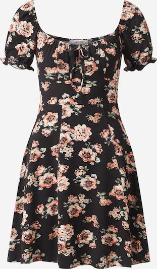 ABOUT YOU Kleid 'Laurina' in mischfarben / schwarz, Produktansicht
