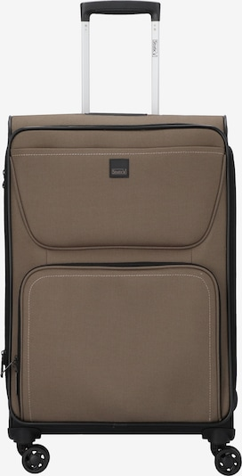 Stratic Trolley in khaki, Produktansicht
