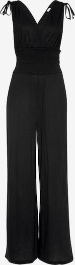 LASCANA Mājas apģērbs 'Overall' pieejami melns, Preces skats