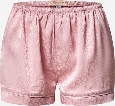 Dorothy Perkins Pantalon de pyjama en rose, Vue avec produit