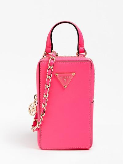 GUESS Schlüsselanhänger in pink, Produktansicht
