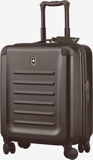 VICTORINOX Trolley 'Spectra 2.0 Extra-Capacity Carry-On' in de kleur Zwart, Productweergave