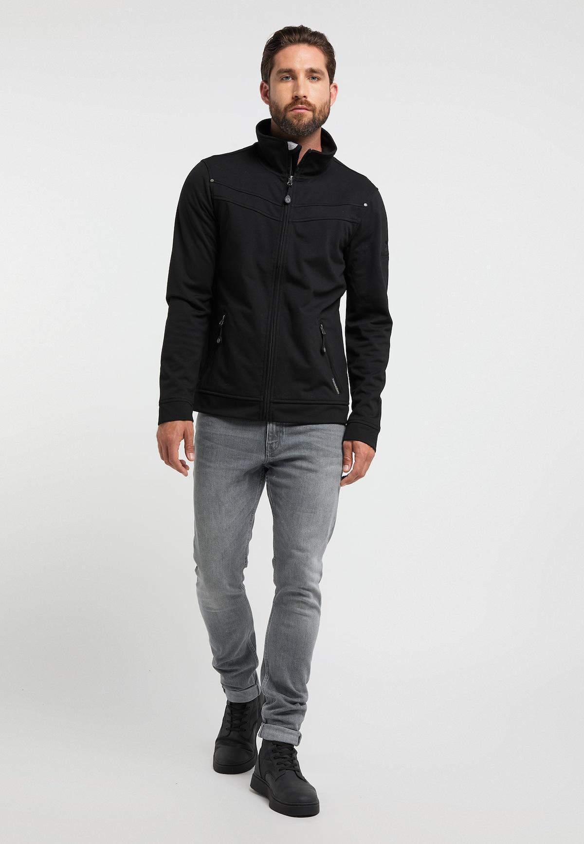 Bestbewertet Männer Bekleidung Schmuddelwedda Anorak in schwarz Verkaufsschlager