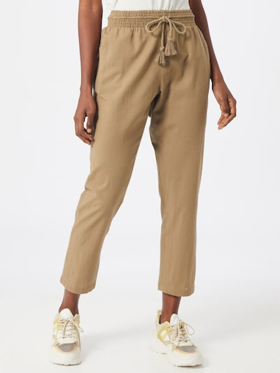 BILLABONG Hose in beige, Modelansicht