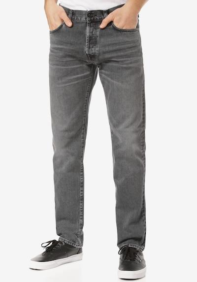 Carhartt WIP Jeans in grey denim, Modelansicht