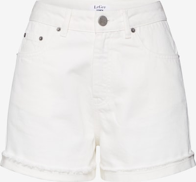 LeGer by Lena Gercke Shorts in offwhite, Produktansicht