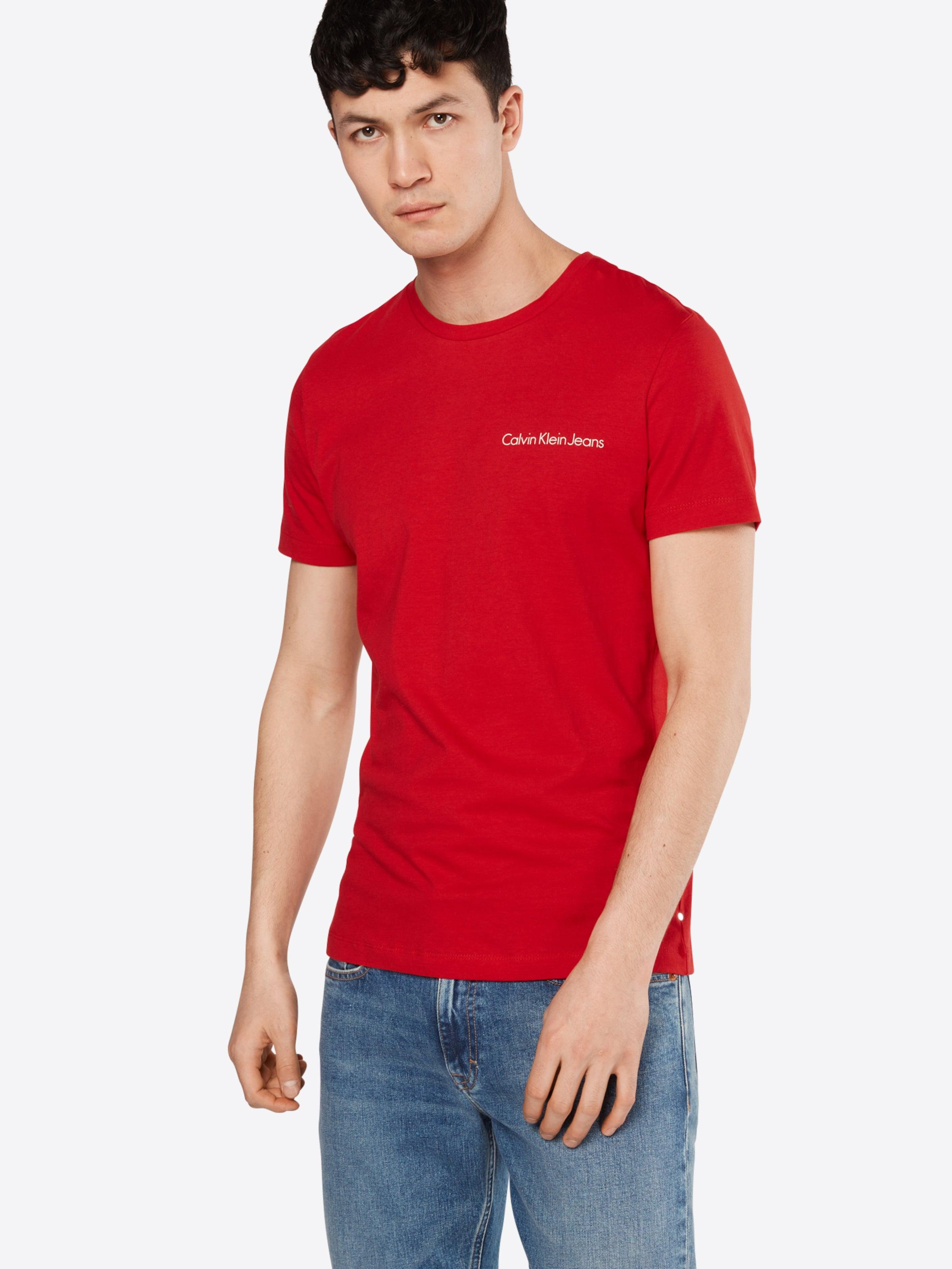 Calvin Klein Jeans T-Shirt 'TYPOKO' 2018 Neuer Online-Verkauf Freier Versandauftrag Wirklich Billige Schuhe Online Visa-Zahlung Verkauf Online sje4ElYVz