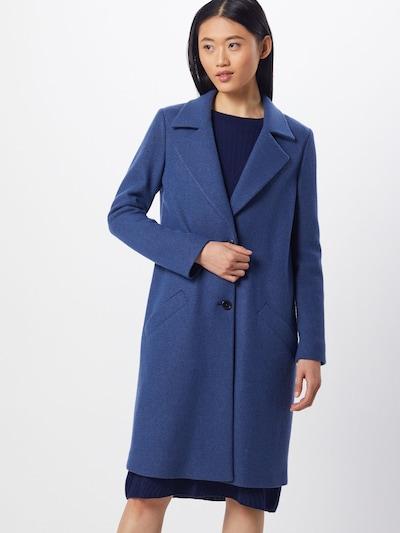RENÉ LEZARD Mantel in blau, Modelansicht
