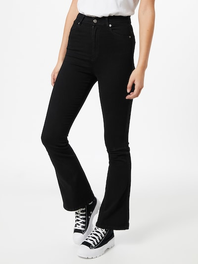 Dr. Denim Jeans 'Moxy' in black denim, Modelansicht