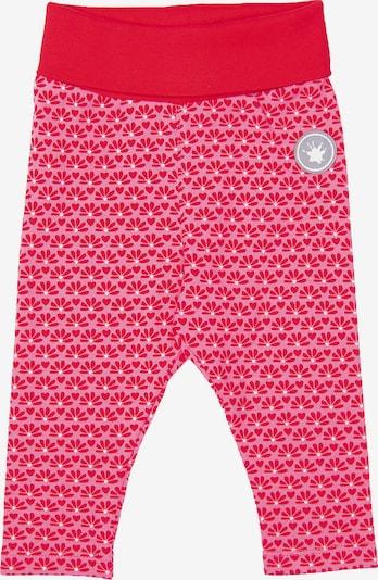 SIGIKID Softbundhose in rosa / rot, Produktansicht