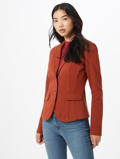MORE & MORE Blazer in orangerot, Modelansicht
