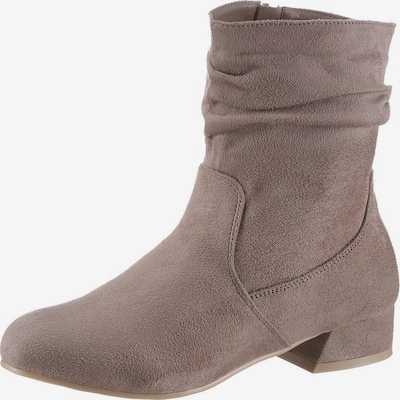 CITY WALK Stiefelette in taupe, Produktansicht