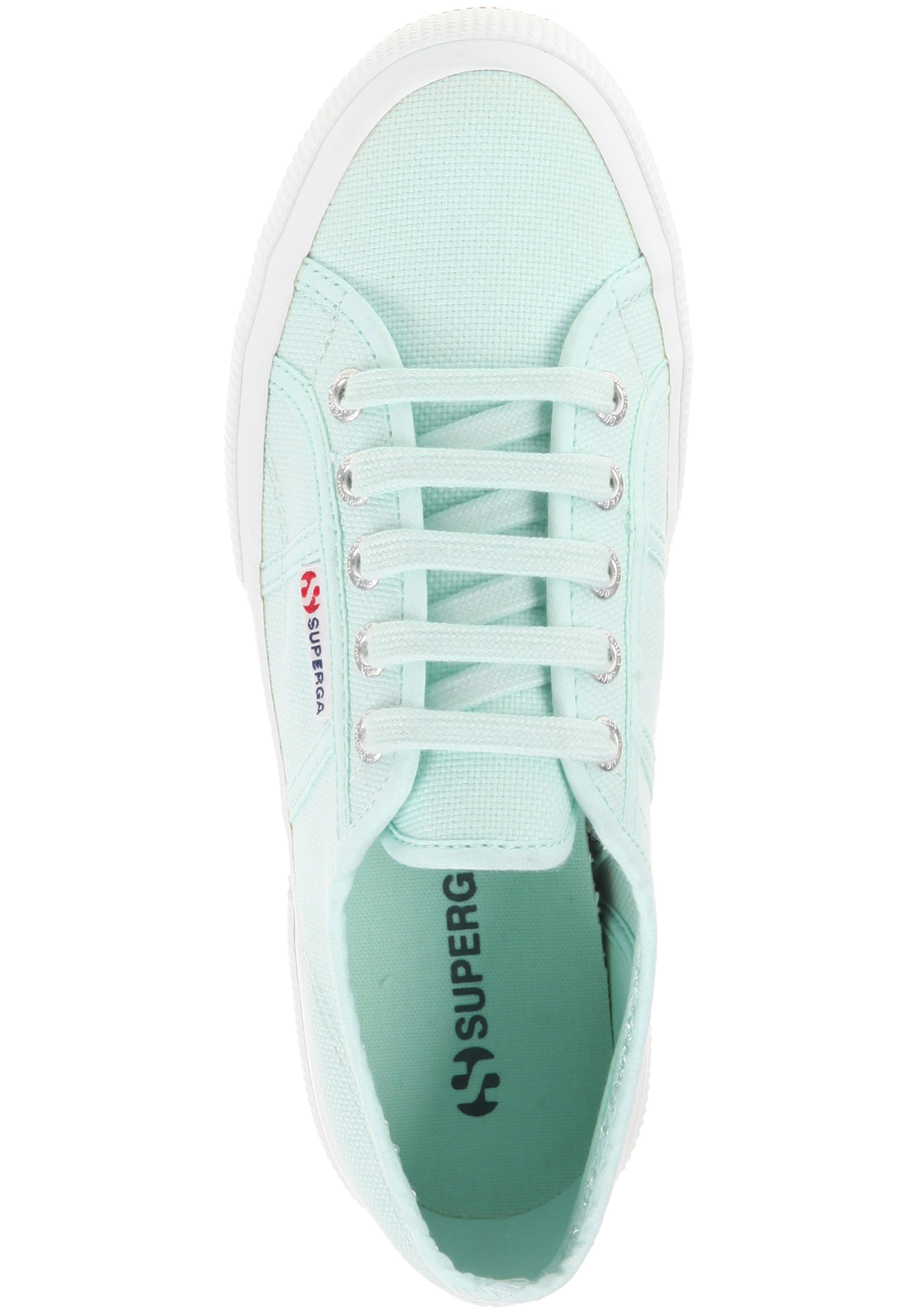 Classic' In 'cotu Pastellgrün Sneaker Superga X8nwOP0k