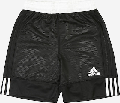 ADIDAS PERFORMANCE Shorts '3G Speed Reversible' in schwarz / weiß, Produktansicht