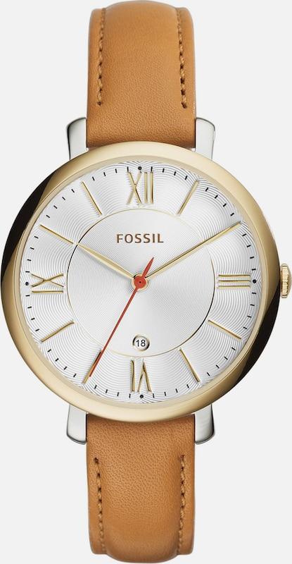 "FOSSIL Armbanduhr, ""JACQUELINE, ES3737"""