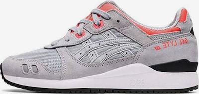 ASICS Sneaker 'Tiger Gel-Lyte III' in grau / lachs / schwarz, Produktansicht