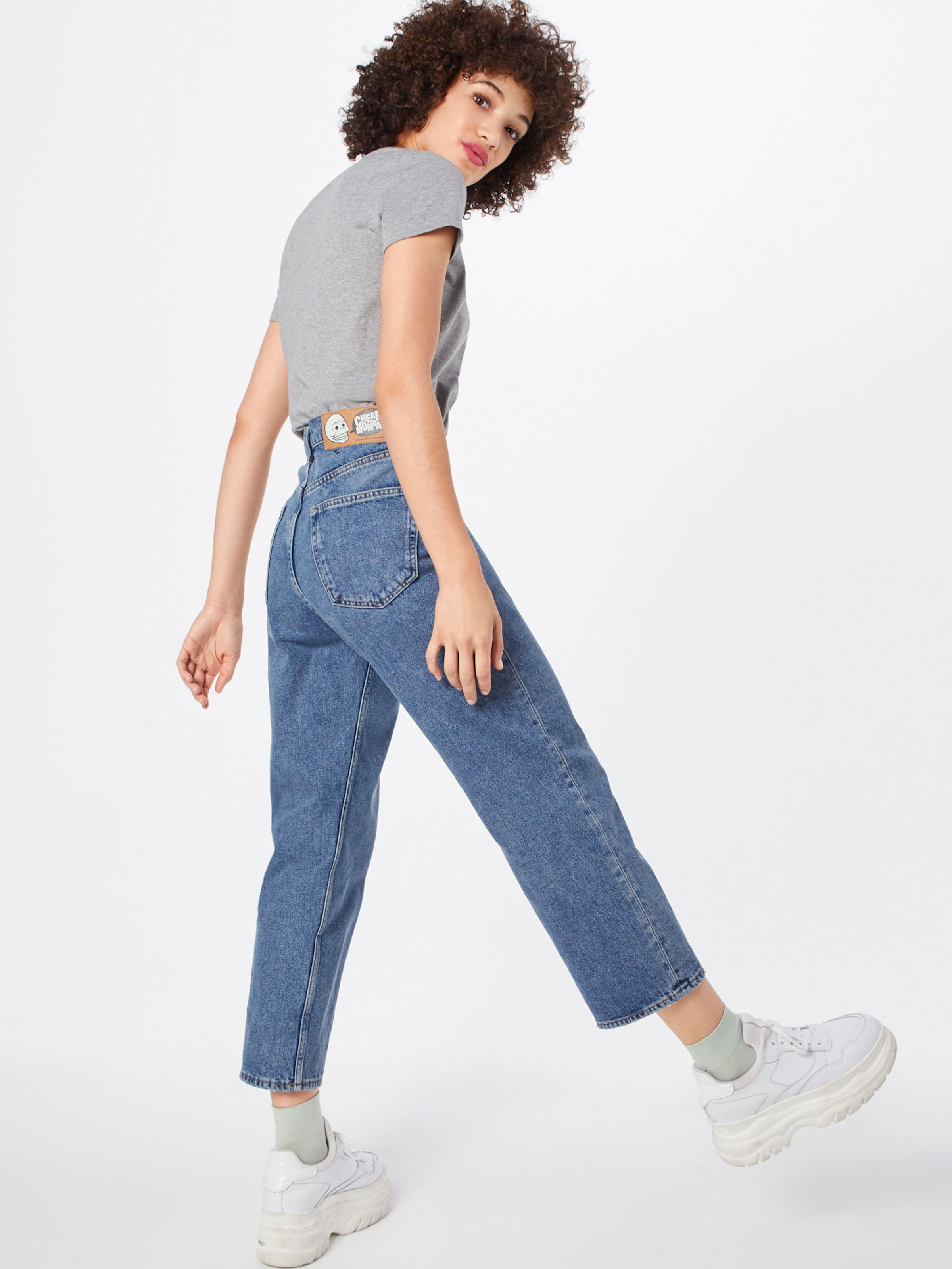 Monday Blue Jeans In Denim Cheap 'sound' D92HIE
