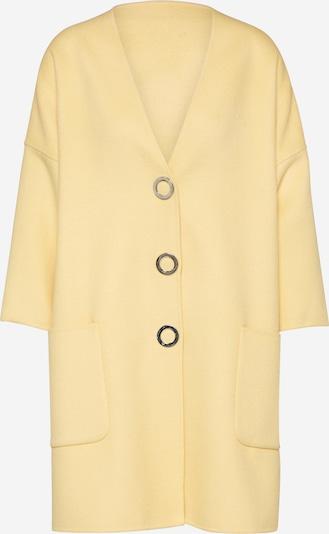 POSTYR Mantel 'POSKAMELIA' in gelb, Produktansicht