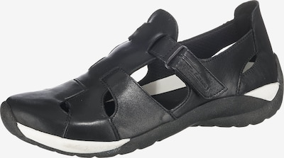CAMEL ACTIVE Sandale in schwarz: Frontalansicht