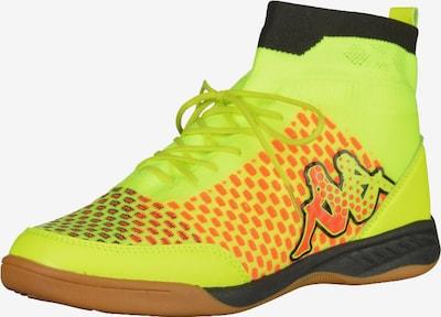 KAPPA Sneaker in neongelb / neonorange / schwarz, Produktansicht