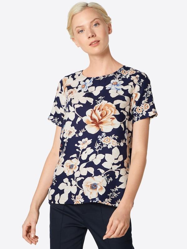 En Pieces Abricot Clair Marine shirt T BeigeBleu 1T3ulFc5JK