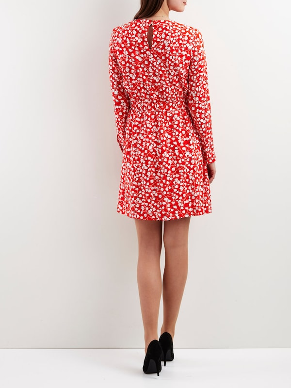 Vila Patterned Dress