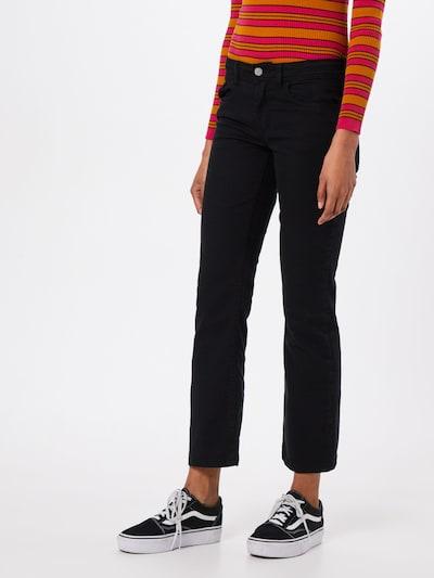 JACQUELINE de YONG Hose 'ANICA' in schwarz, Modelansicht
