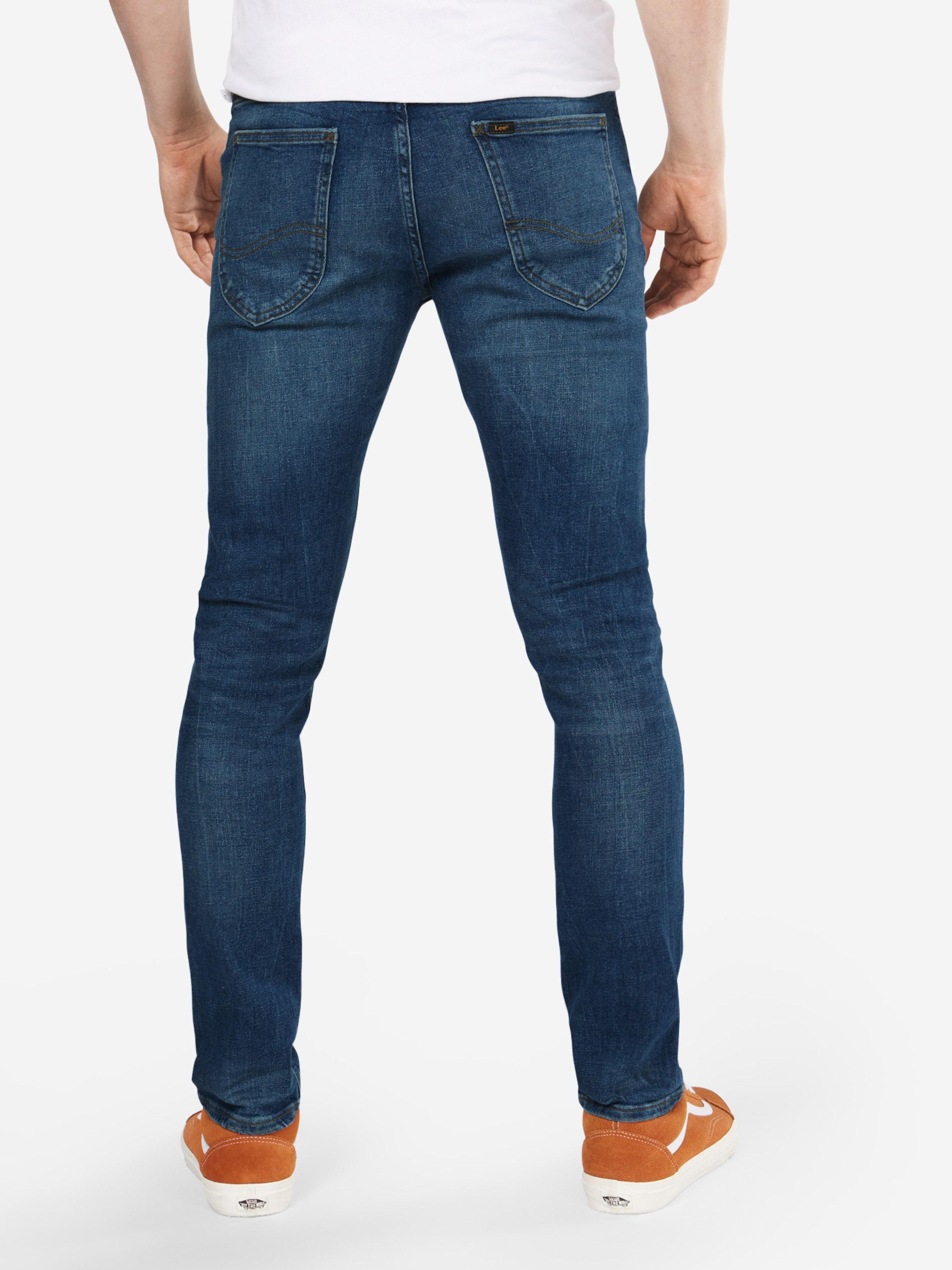 Vintage Im design 'luke' Blue Lee Jeans Denim In ZikOTuPX