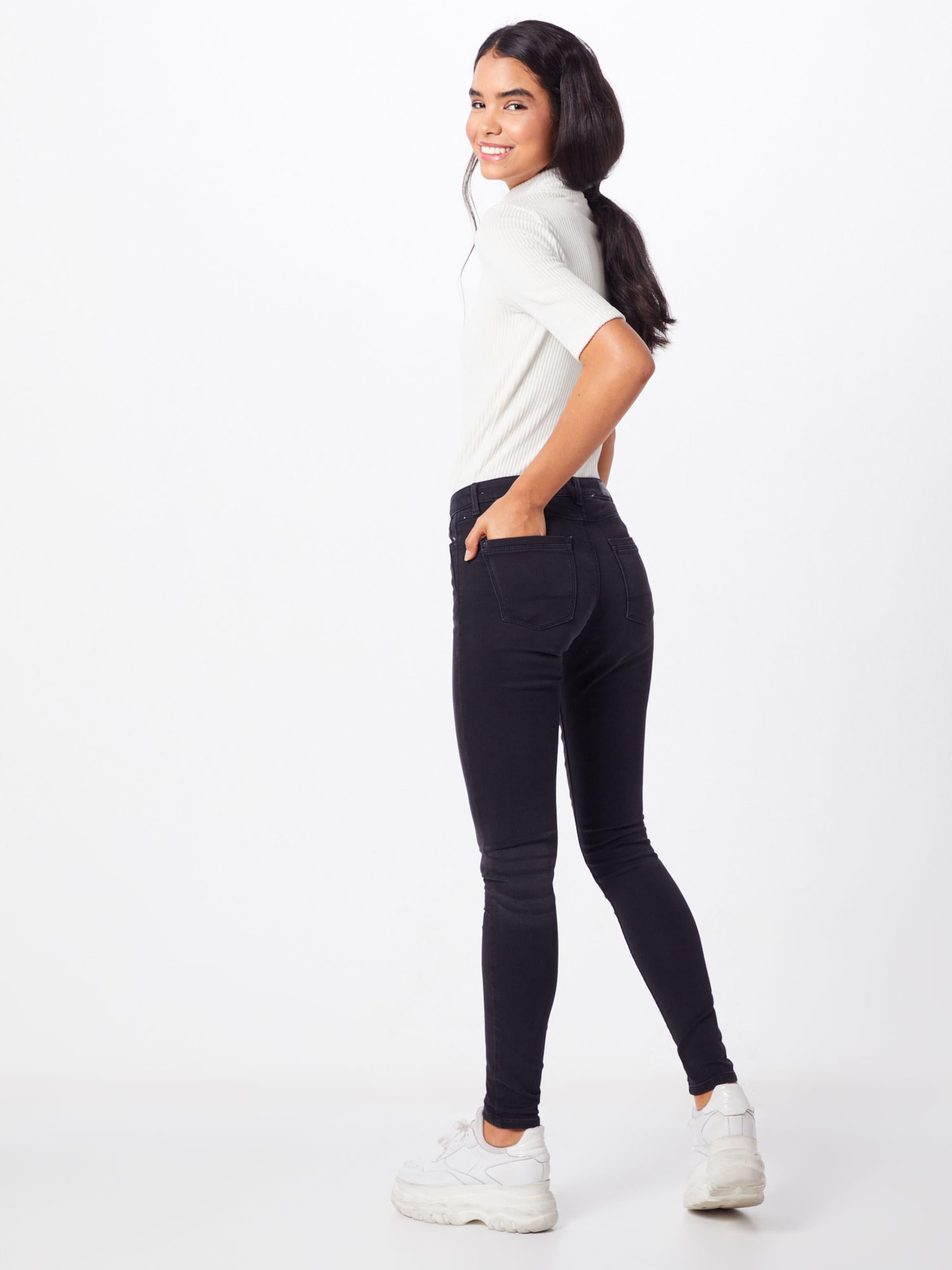 'ocs In Denim Jeans Skinny' Black Esprit Mr htQCBsrodx