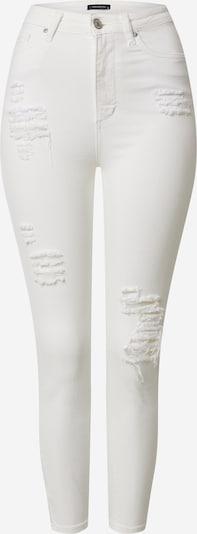 Trendyol Jeans in sand / weiß, Produktansicht