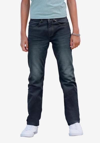 ARIZONA Jeans in blue denim, Modelansicht