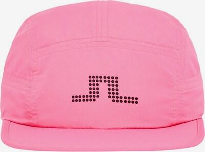 J.Lindeberg Casquette de sport en rose, Vue avec produit
