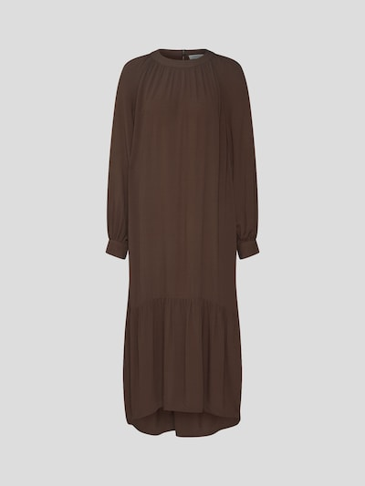 EDITED Robe 'Blaine' en marron: Vue de face