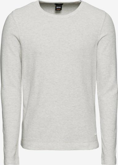 Megztinis 'Tempest 10214364 01' iš BOSS , spalva - margai balta, Prekių apžvalga