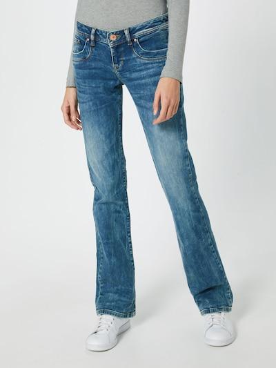 LTB Jeans 'Valerie' i blue denim, Modelvisning