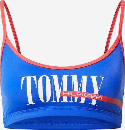 Tommy Hilfiger Underwear Bikinioverdel i blå / rød / hvid, Produktvisning