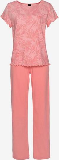VIVANCE Pyjama in koralle, Produktansicht