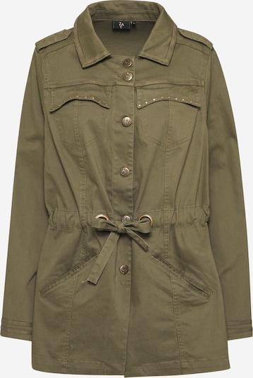 Zay Prehodna jakna 'YFREYA' | zelena barva, Prikaz izdelka