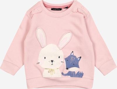 BLUE SEVEN Sweater majica u bež / plava / roza, Pregled proizvoda