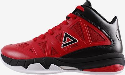 PEAK Basketballschuh 'Victor Y' in rot / schwarz, Produktansicht