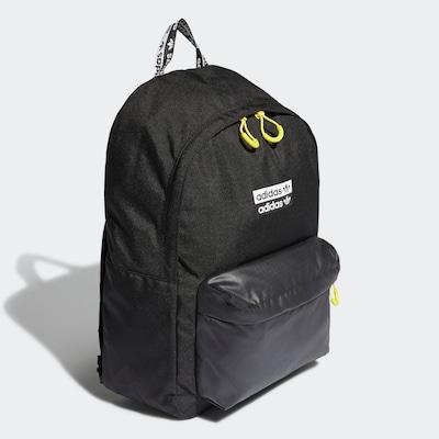ADIDAS ORIGINALS Rucksack in schwarz, Produktansicht