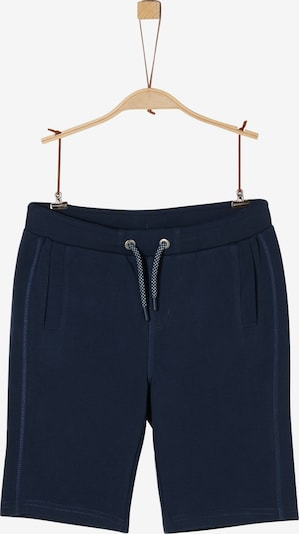 s.Oliver Shorts in navy: Frontalansicht