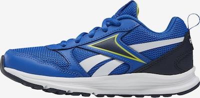REEBOK Sportschoen in de kleur Blauw / Zwart / Wit, Productweergave