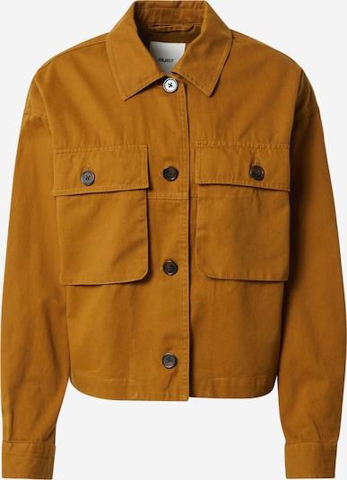 OBJECT Jacke in karamell, Produktansicht