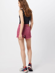 LEVI'S Shorts 'RIBCAGE' in pink