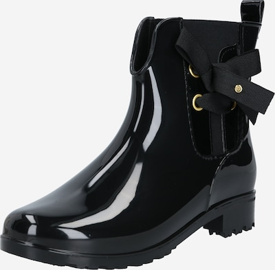 TOM TAILOR Stiefelette in schwarz, Produktansicht