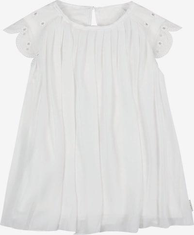 BÒBOLI Kleid mit Spitze in weiß, Produktansicht
